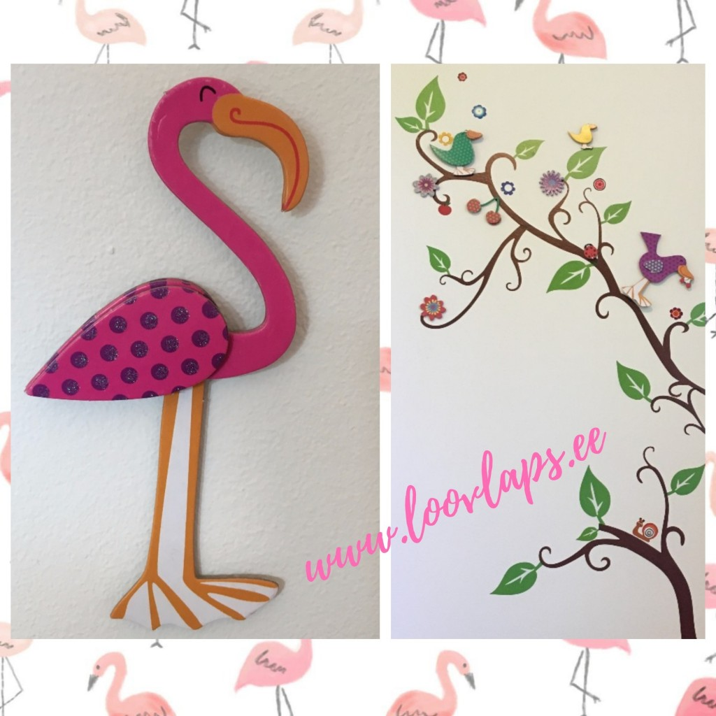 Flamingo loovlaps