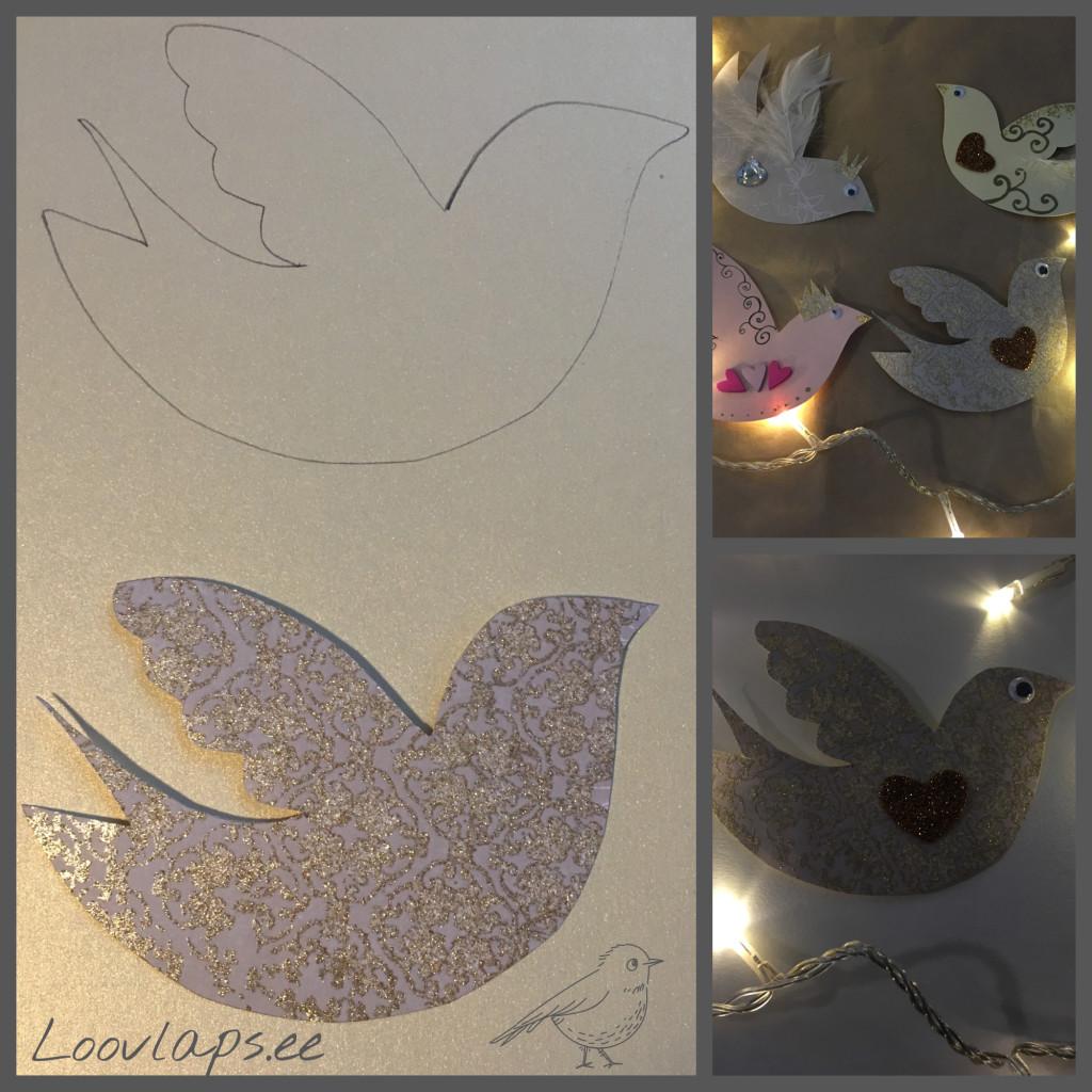 Linnukesed loovlaps (1)